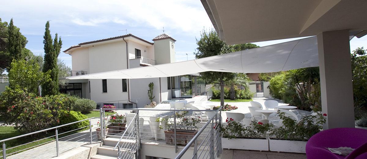 Villa Verde - casa di riposo per anziani a Roma